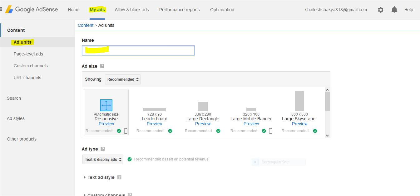 Google-adsense-How-to-Configure-adsense-advertising-on-blogger How To Configure Adsense Advertising On Blogger