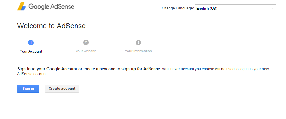 adsense-account-page How To Configure Adsense Advertising On Blogger
